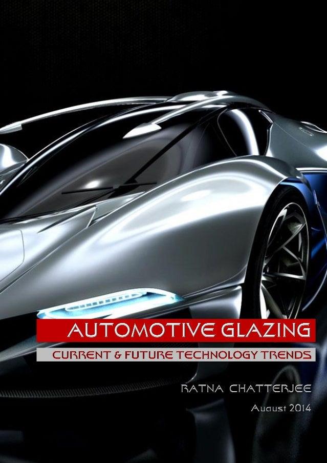 Automotive Glazing Current Future Technology Trends