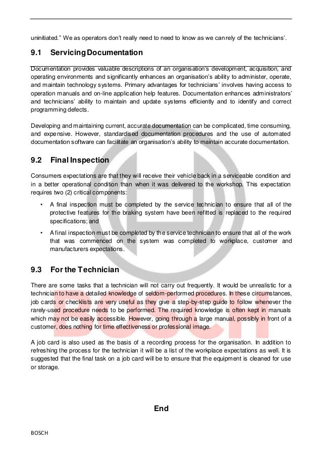 job card automotive workshop pdf