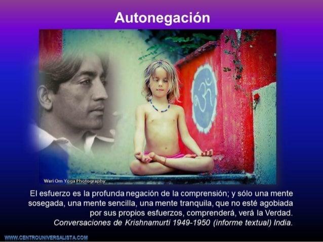 Autonegacion 2