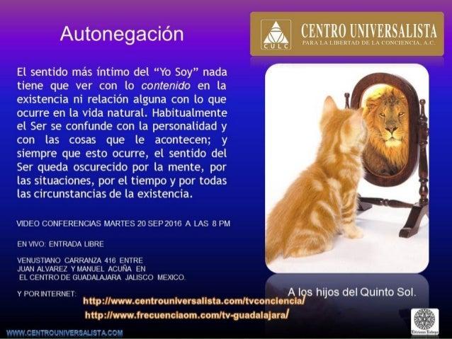 Autonegacion 2016 Slide 1