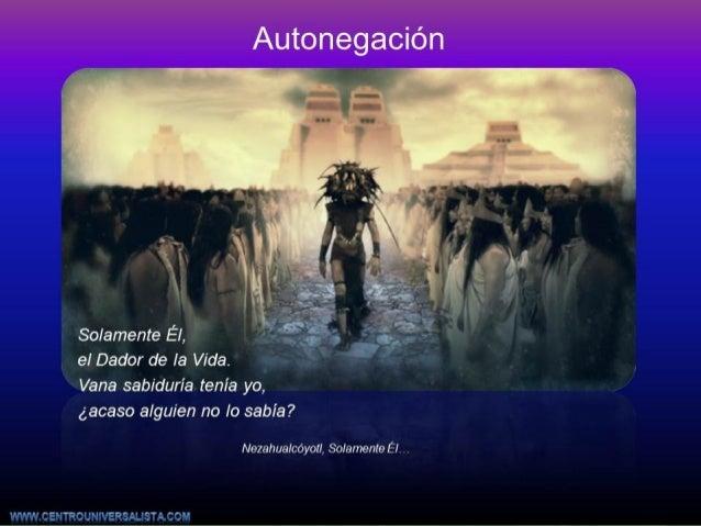 Autonegacion 2016