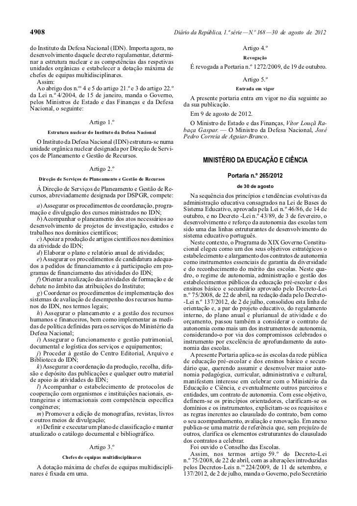 4908                                                           Diário da República, 1.ª série — N.º 168 — 30 de agosto de ...