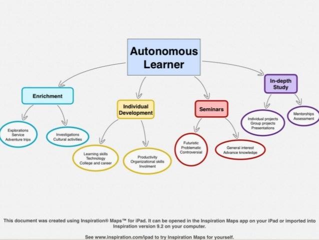 Learner autonomy