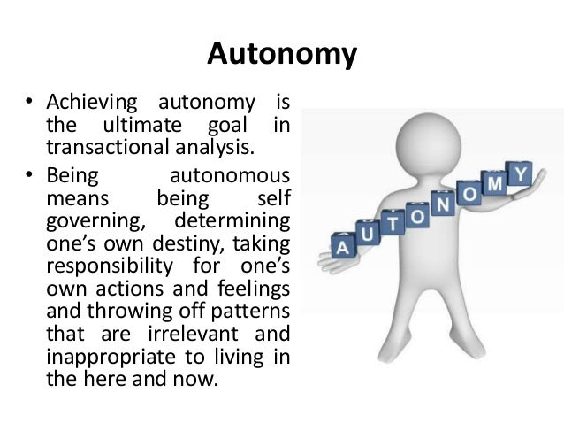 an introduction to the issue of patient autonomy Introduction autonomy is the right to choose but is still a denial of patient autonomy only a few of the ethical and legal issues involving terminally patients have been covered in this discussion.