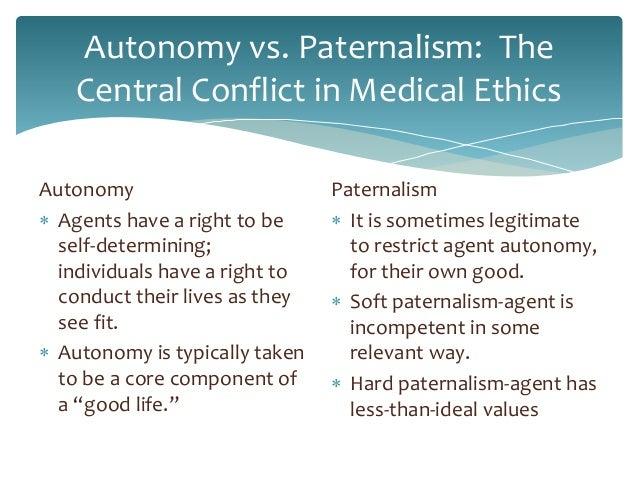 Medical Ethics Explained: Autonomy