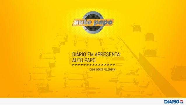 AUTO PAPO é um programa 100% voltado para o tema automóvel e seu universo. Produzido e apresentado pelo engenheiro e jorna...