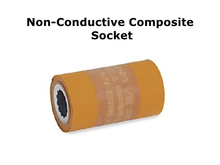 Non-Conductive Composite   Socket                                                                                         ...