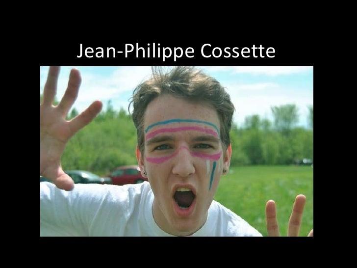 Jean-Philippe Cossette<br />