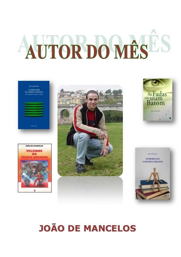 JOÃO DE MANCELOS