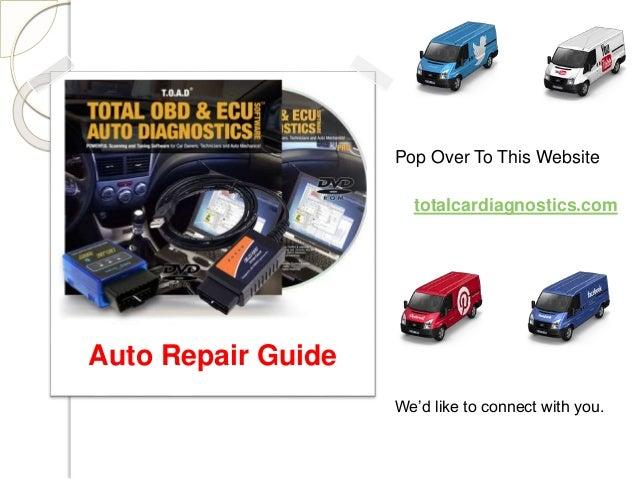 auto repair guide rh slideshare net car repair guide pdf car repair guides online