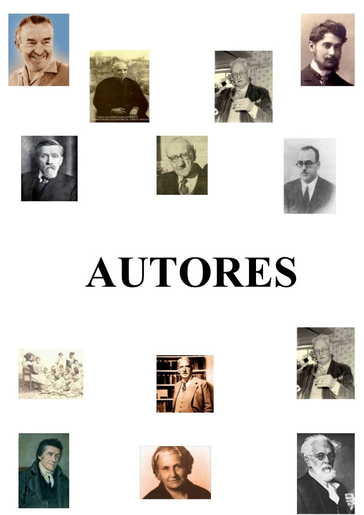AUTORES          3