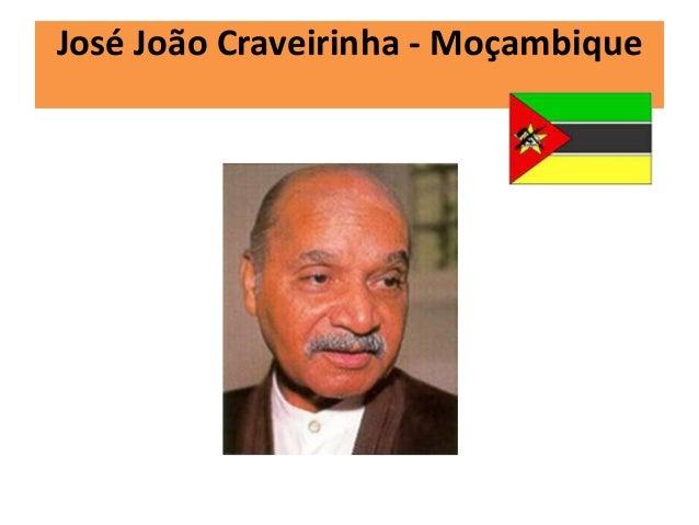 José João Craveirinha - Moçambique