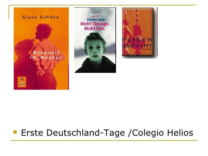 Autores Alemanes Slide 3