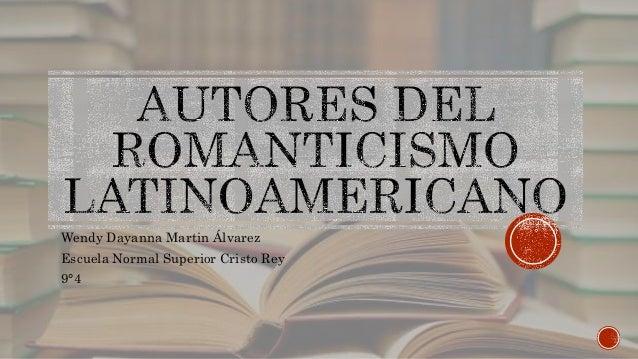 Wendy Dayanna Martin Álvarez Escuela Normal Superior Cristo Rey 9°4