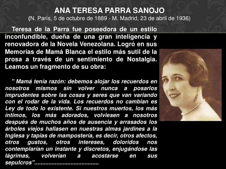 Autores venezolanos