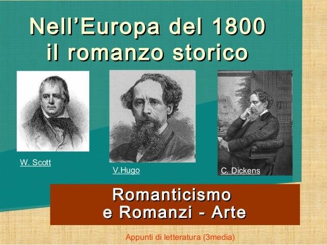 Romanzi a sfondo storico
