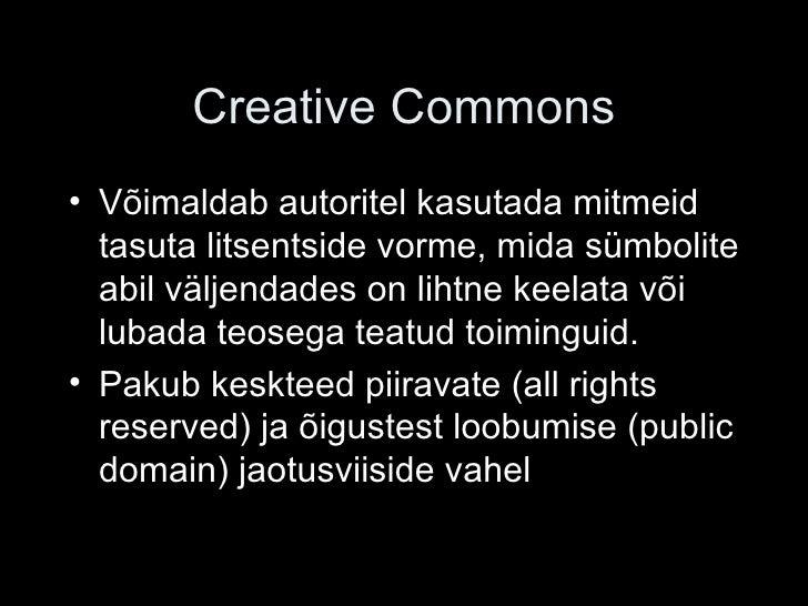 AutoriõIgused Slide 3