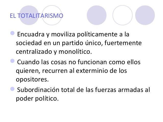 Autoritarismo en am rica latina - Fundar un partido politico ...