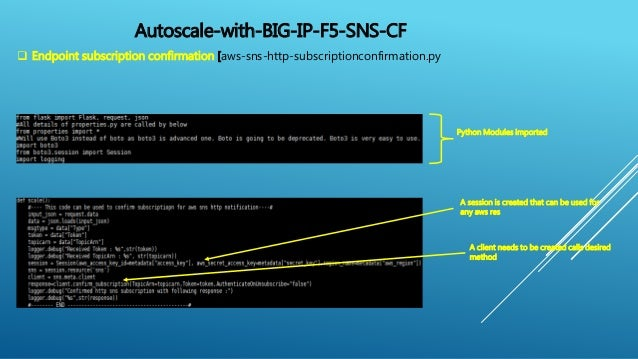 Aws Autoscale with-big-ip-f5-sns-cf