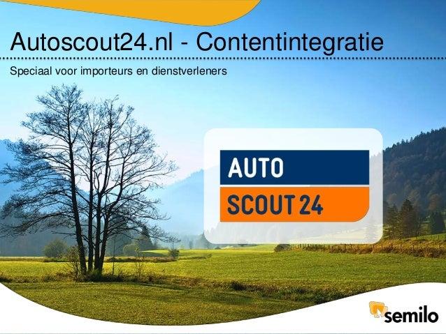 autoscout24 contentintegratie. Black Bedroom Furniture Sets. Home Design Ideas