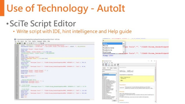 Website Auto scraping with Autoit and  Net HttpRequest