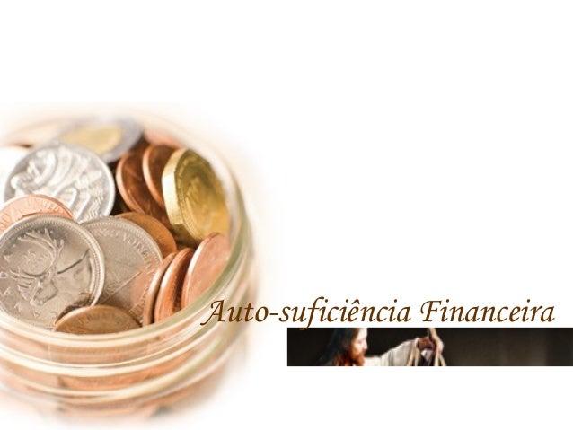 Auto-suficiência Financeira