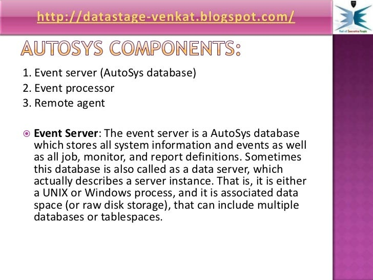 unicenter autosys job management
