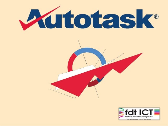 Hannah Arnold Business Development harnold@autotask.com Alessandro Rumi Direttore Generale a.rumi@tecnoema.it CASE STUDY: ...