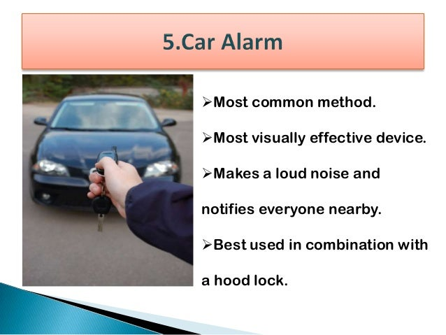 Shuts down engine's electrical system when activated. Usually hidden from burglars view. Sometimes deactivated by a ser...