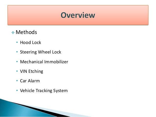  Fingerprint Recognition • Introduction • Optical Scanner • Capacitance Scanner • Analysis • Advantages • Disadvantages •...
