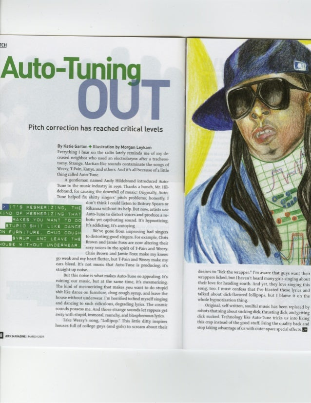 Auto-Tuning Out