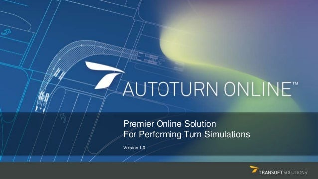 AutoTURN Online - Swept path simulation in your browser