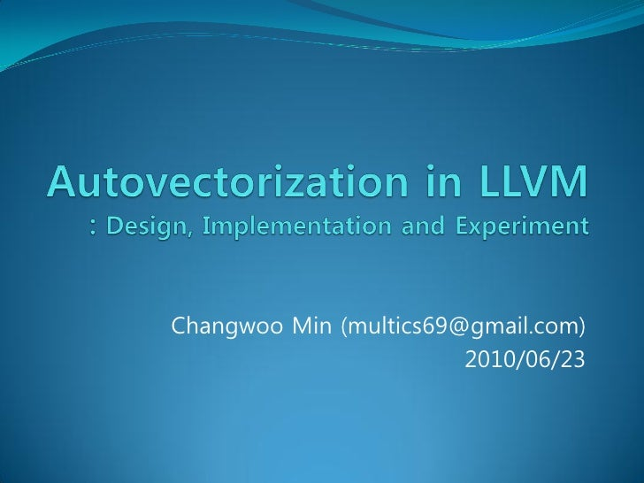 Changwoo Min (multics69@gmail.com)                         2010/06/23