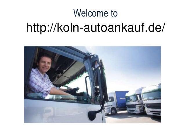 Auto Verkaufen Köln : auto verkaufen k ln ~ Aude.kayakingforconservation.com Haus und Dekorationen
