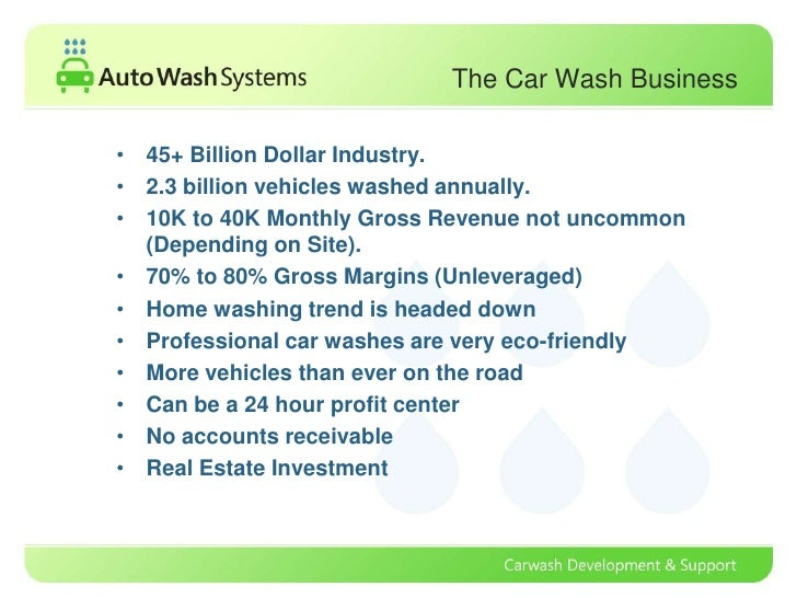 The Car Wash Business
