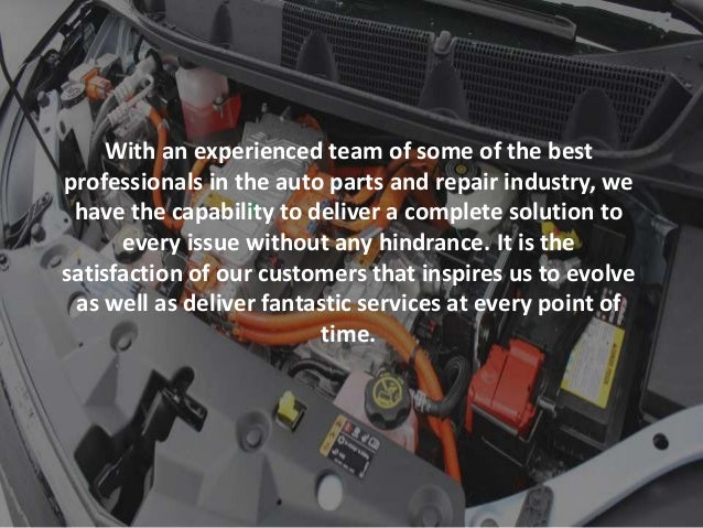 You Need To Know Before Buying Online Car Parts In Bury