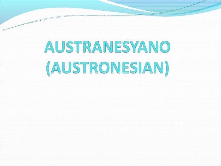2 maramihang paglipat ng mga tao sa mga isla ng        Timog-Silangang Asya at Pasipiko:Australoid - karamihan sa kanila ...