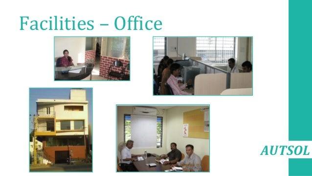 AUTSOL Facilities – Office