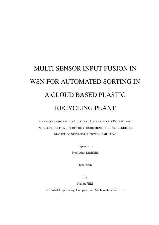 Integrating IoT Sensory Inputs For Cloud Manufacturing Based Paradigm