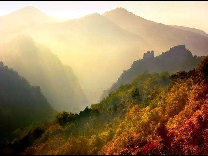 Autumn In Rodopi Mountain
