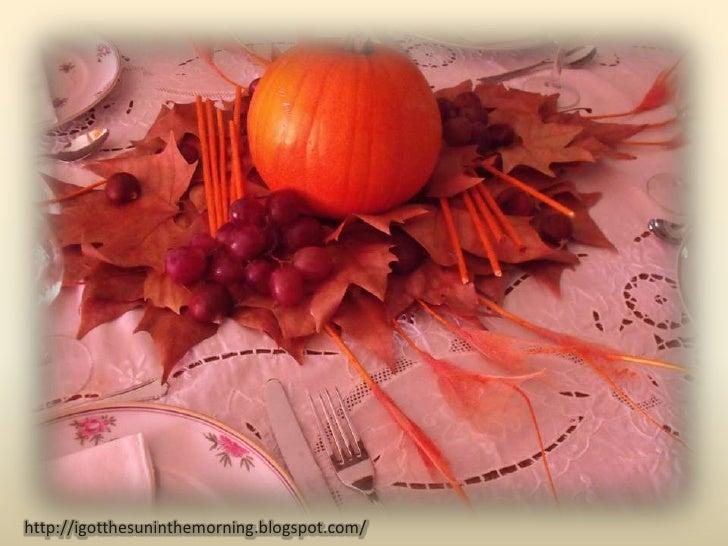 Autumn Lunch 2011 Slide 2