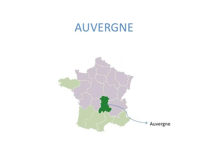 AUVERGNE           Auvergne