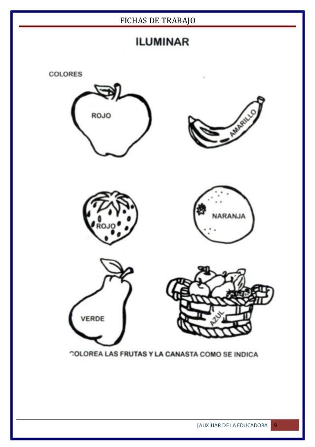 Trabajos Para Ninos De Preescolar | www.imagenesmy.com