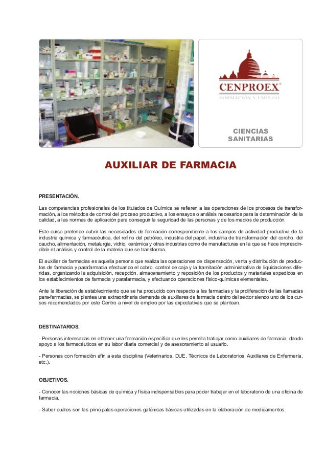 CIENCIAS                                                                                        SANITARIAS                ...