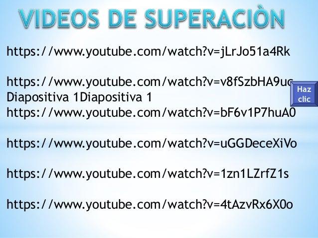 https://www.youtube.com/watch?v=TyVNxNbf Fu8 Haz clic