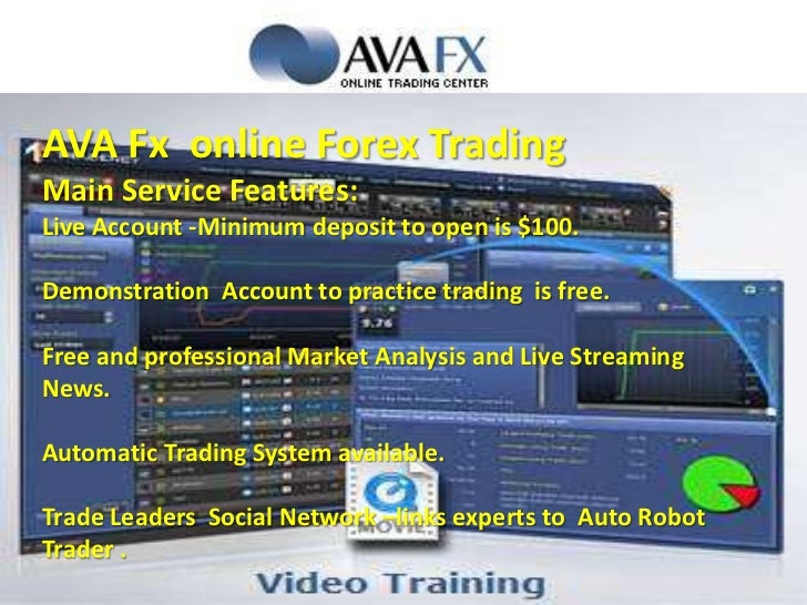 AvaFX Launches Platform with Tradency - Profit and Loss ...