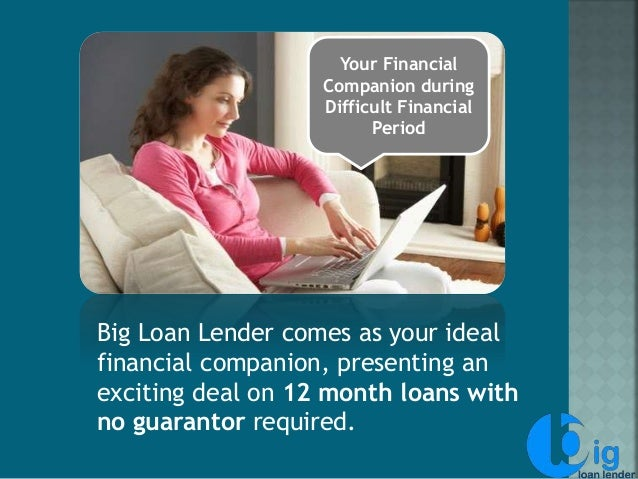 2.  sc 1 st  SlideShare & Avail crucial benefits of 12 month loans from direct lenders