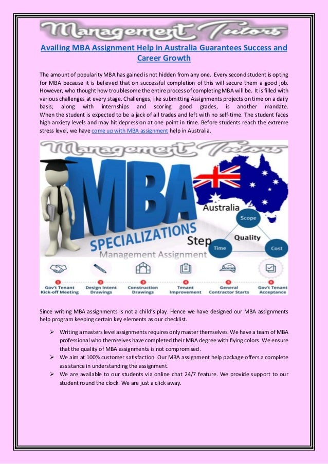 availing mba assignment help in guarantees success and care  availing mba assignment help in guarantees success and career growth the amount of popularity mba
