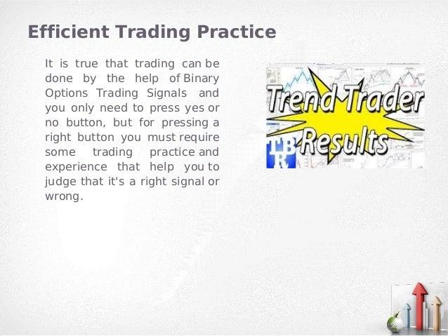 Option trading stock picks