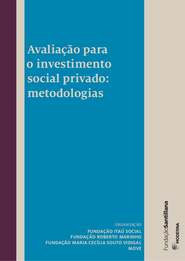 FUNDAÇÃO ROBERTO MARINHO Tem como missão a mobilização de pessoas e comunidades, por meio da comunicação, de redes sociais...